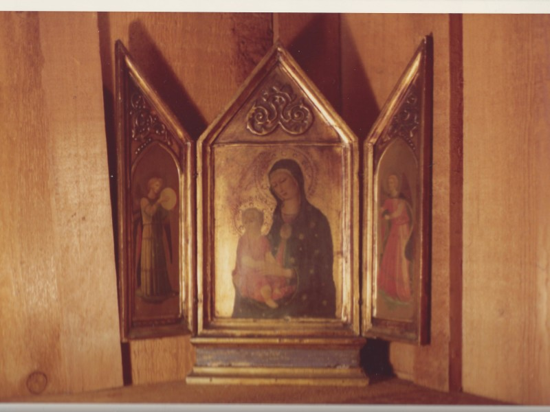 The Image of Our Lady of the Angels